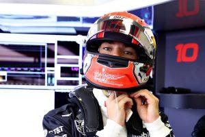 F1   レッドブルF1代表、スランプから抜け出したガスリーを称賛「まるで別のドライバー。最高の仕事をしてくれた」