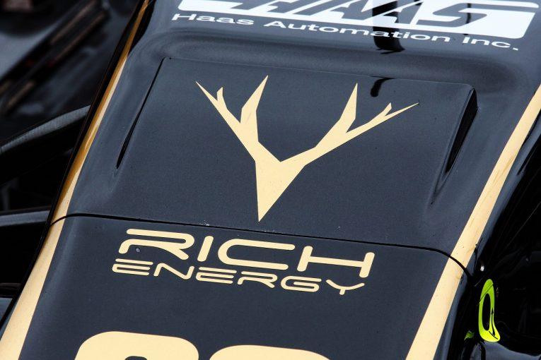 F1   ハースF1のスポンサー、リッチ・エナジーが社名を変更。物議醸したCEOは離脱