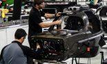 ダラーラ製モノコックを使用し、新しいキャデラックDPi-V.Rを組み立てるユンコス・レーシング