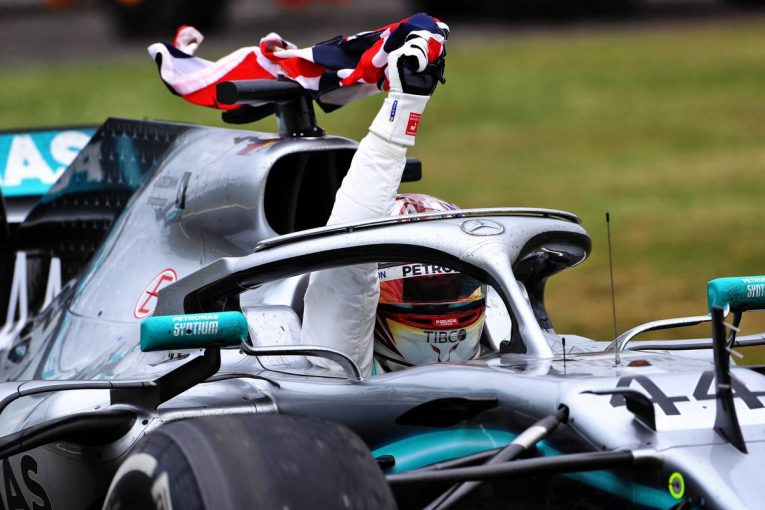 F1   【F1イギリスGP無線レビュー】「本当にそれで良いの?」。自身の感覚を信じピットインの指示に従わなかったハミルトン