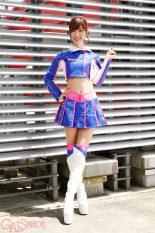 レースクイーン | 生田ちむ(2019 WAKO'S GIRLS)