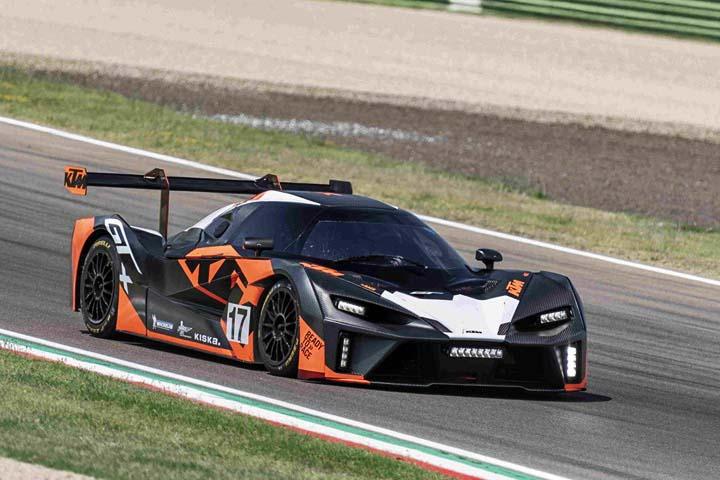 ル・マン/WEC   ライター製KTM GT2カー誕生の可能性も。コンセプトGTが開発中