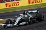 F1 | F1イギリスGP最終周でファステストを叩き出したハミルトン「プッシュしている間、チームの皆は喜んでいなかった」