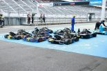 スーパーフォーミュラ第4戦ではスーパーカートも併催された
