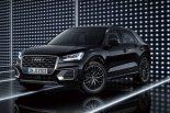 Audi Q2 #black elegance/ミトスブラック