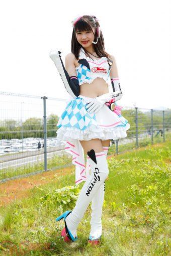 レースクイーン | 月愛きらら(レーシングミクサポーターズ2019)