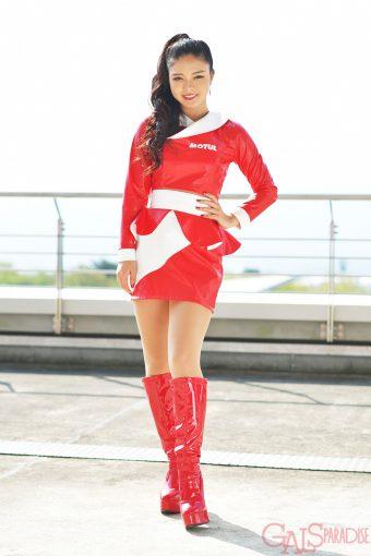 レースクイーン | 柚浦桃(MOTUL Circuit Lady)