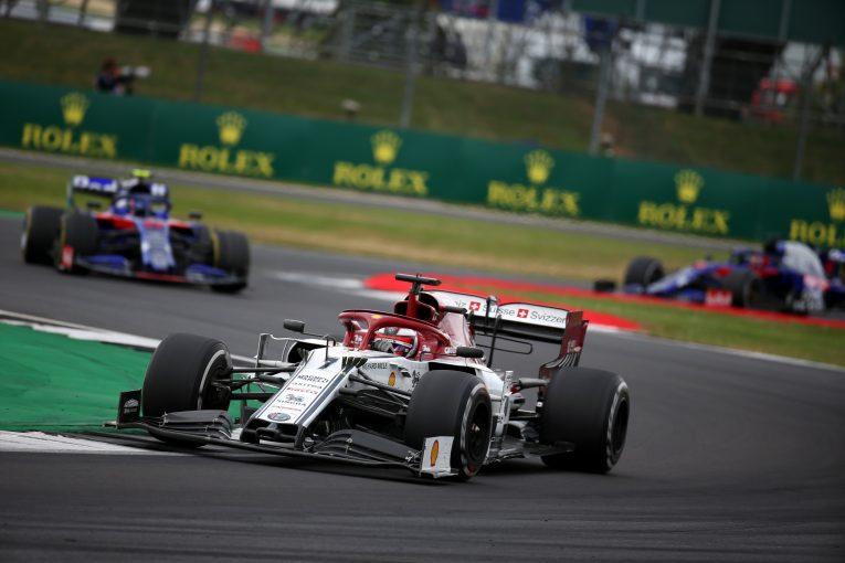 F1 | ライコネン、F1イギリスGPで入賞も満足せず。「エンジントラブルもあり難しい週末。次戦に向け対策が必要」