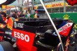 2019年F1第10戦イギリスGP レッドブル・ホンダの作業風景