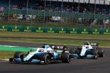 F1 | 2019年F1イギリスGP ジョージ・ラッセルとロバート・クビサ(ウイリアムズ)