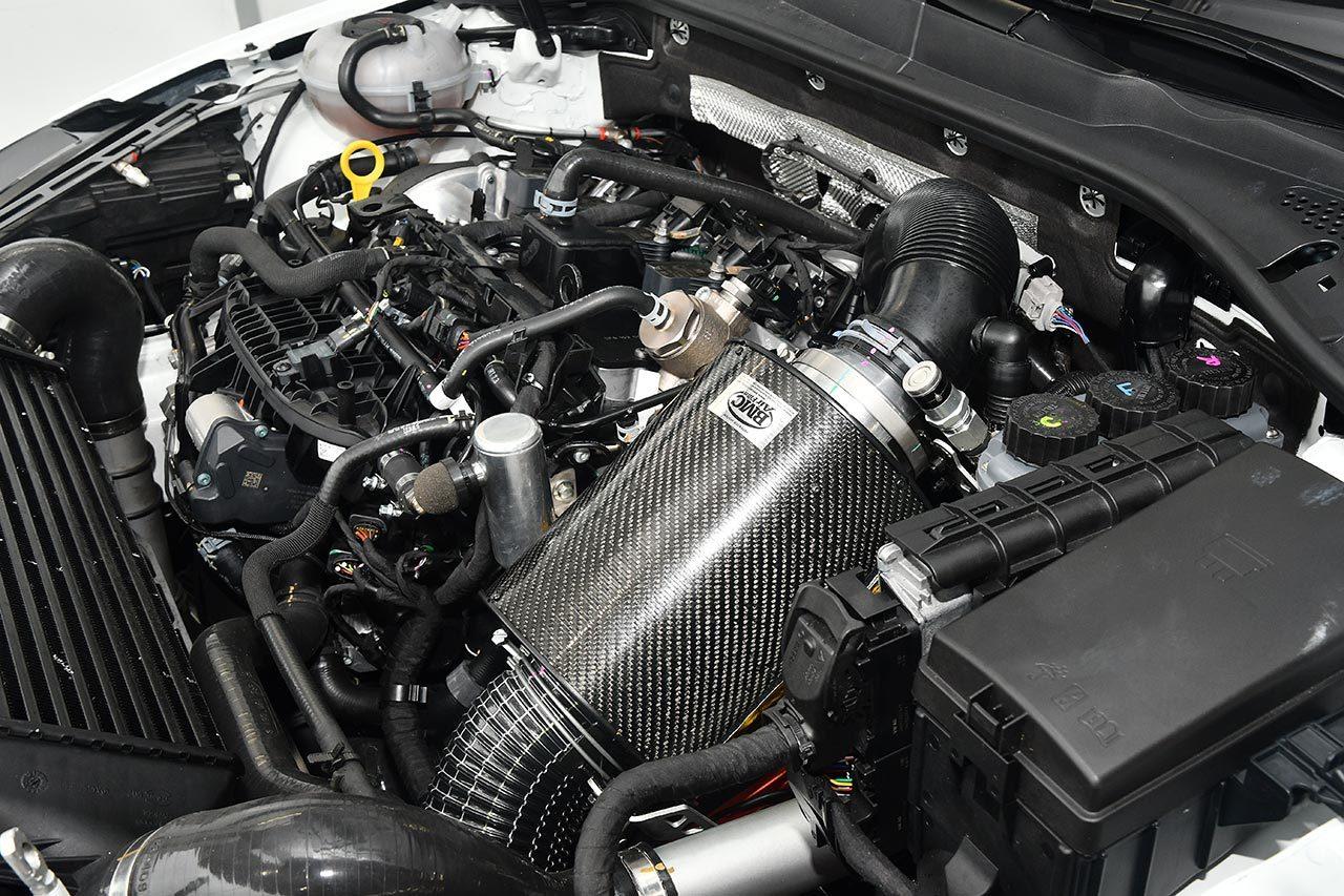 TCRJマシン紹介(1):バランスと抜群の信頼性が武器。フォルクスワーゲン・ゴルフGTI TCR