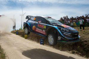 ラリー/WRC | ガス・グリーンスミス(フォード・フィエスタWRC)