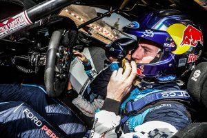 ラリー/WRC | WRC:Mスポーツのエバンスが第9戦フィンランド欠場。ラリー・エストニアで背中痛める