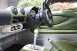 ロータス・エリーゼ ヘリテージ エディション/専用インテリアカラー、アロエグリーン