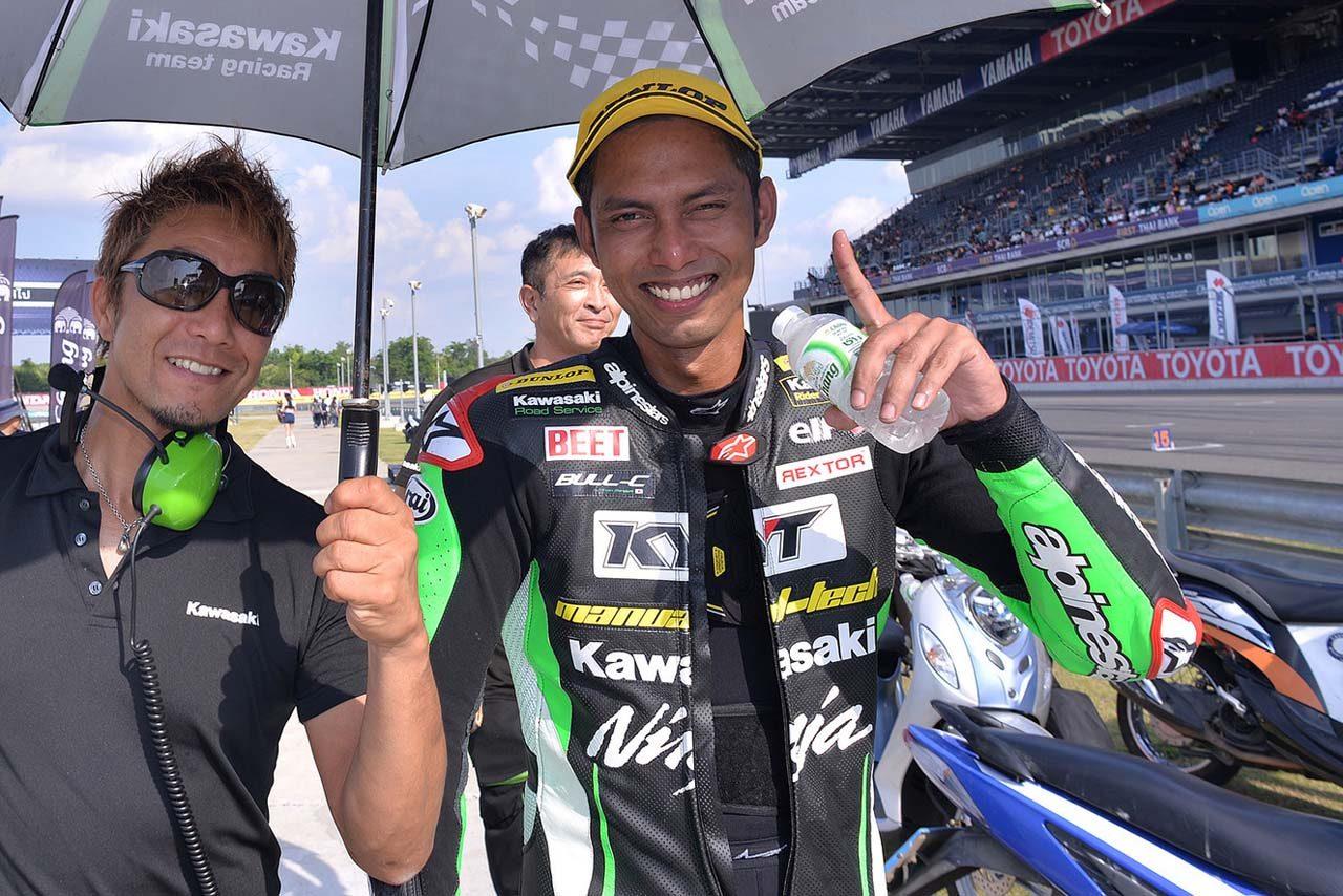 鈴鹿8耐:Team KAGAYAMAの浦本修充が欠場に。新たに2名のライダーを起用