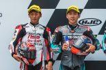MotoGP第9戦ドイツGPのMoto3クラス予選で日本人ライダーが18年ぶりのワン・ツーとなった。