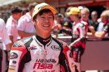 小椋藍(Honda Team Asia)