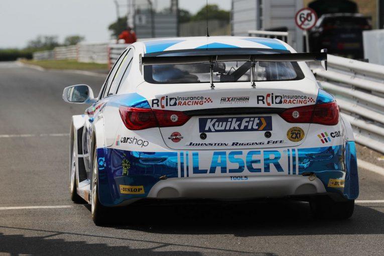 海外レース他 | BTCC:タイヤテストは好調フォード・フォーカスRSが連日最速。インフィニティも初登場