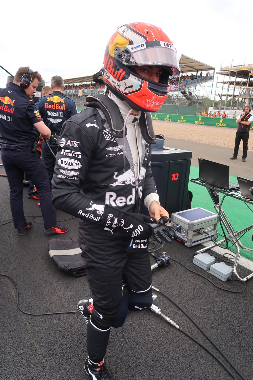 F1第10戦イギリスGP現地情報2