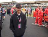 F1 | 【ブログ】目元の雰囲気が父親似?モントーヤの息子がレース観戦/F1第10戦イギリスGP現地情報2