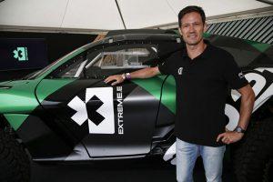 ラリー/WRC | 電動SUV戦『エクストリームE』のアンバサダーにWRC王者オジエが就任。競技面と技術面をサポート