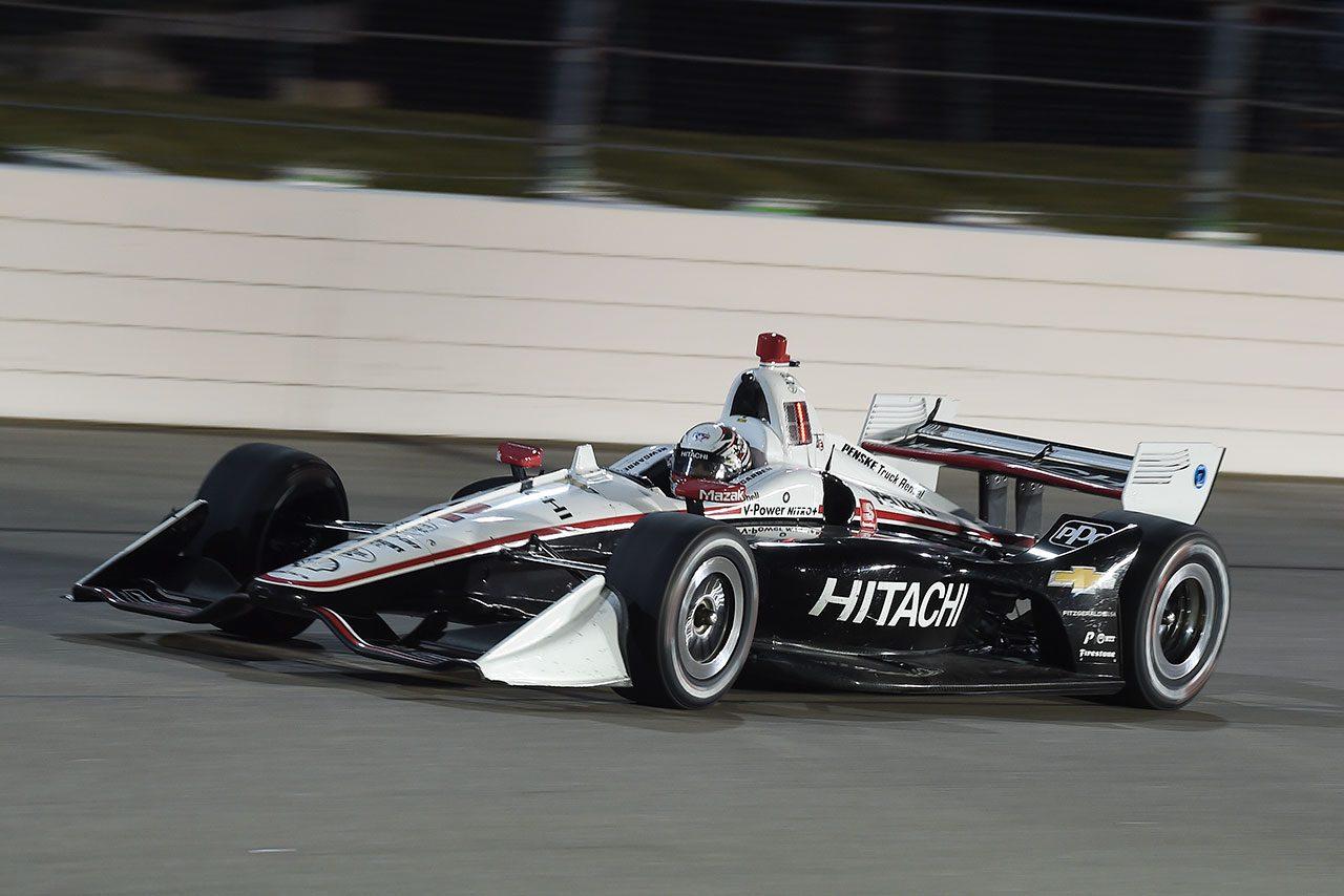 琢磨は不運のリタイアに【順位結果】インディカー・シリーズ第12戦アイオワ決勝レース