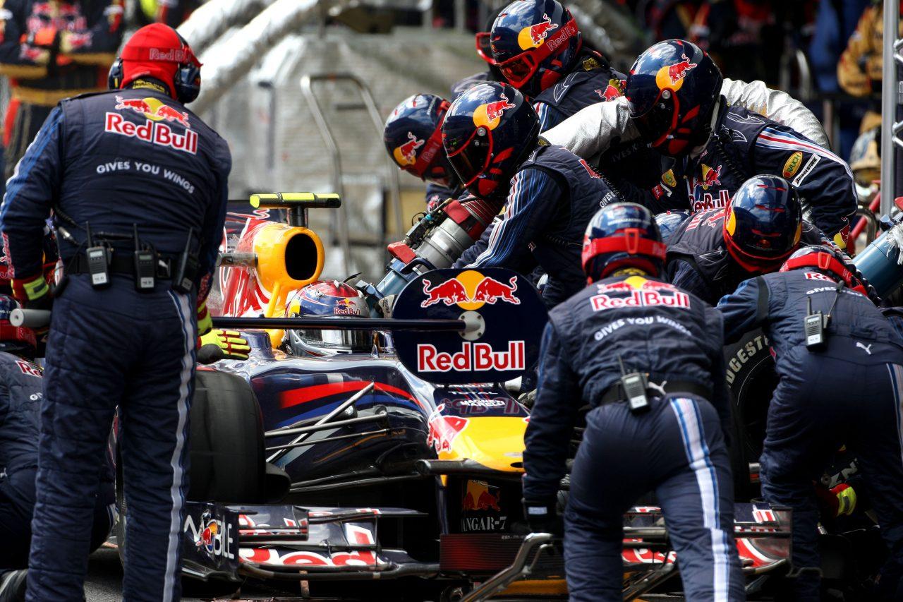 2009年F1ブラジルGP(セバスチャン・ベッテル)