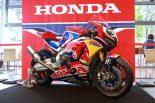 Red Bull HondaのホンダCBR10000RR SP2
