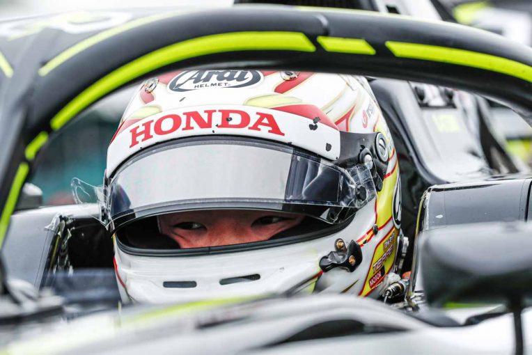 海外レース他   初体験のシルバーストンに苦戦した名取。「コースへの適応力が、今後の課題の1つ」/FIA-F3イギリス
