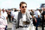 F1 | グロージャン更迭報道も、ハースF1が全面否定。「ドライバーラインアップは何も変わらない」