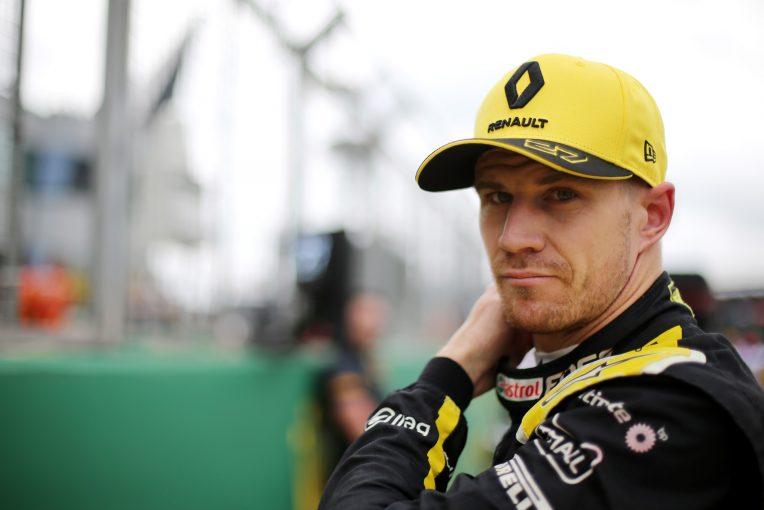 F1 | ヒュルケンベルグに2020年シート喪失の噂。本人は「初耳だが驚きはしない」と冷静な対応
