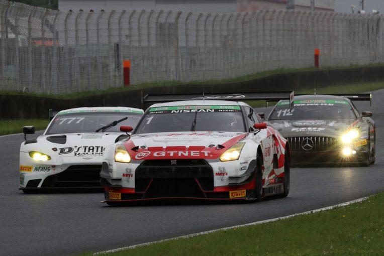 国内レース他 | スーパー耐久第5戦AP:1号車GTNET GT-Rが終盤の逆転で3連勝。タイトルに王手をかける
