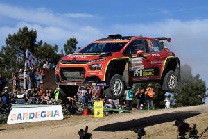ラリー/WRC | シトロエンC3 R5