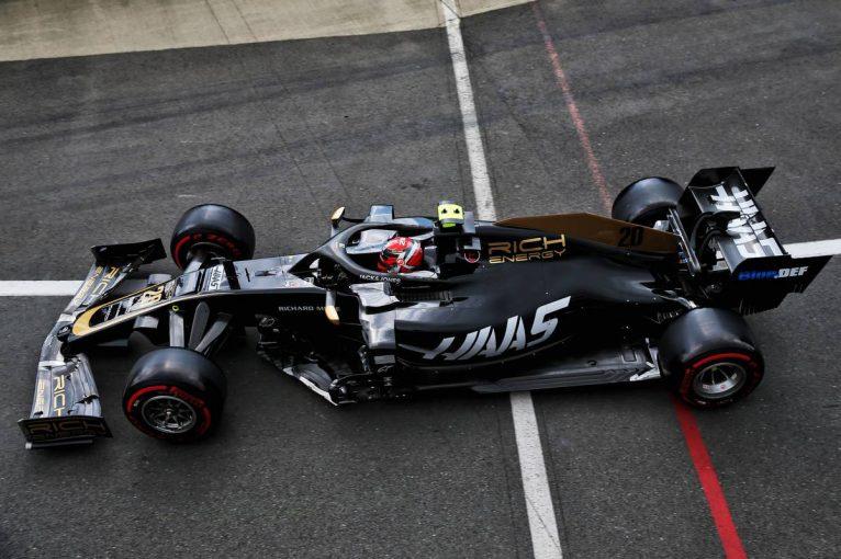 F1 | ハースF1、ドイツGPでも2台の空力パッケージを分けてデータ収集を継続。さらなるアップデート投入も