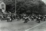 1959年のマン島TTスタートシーン