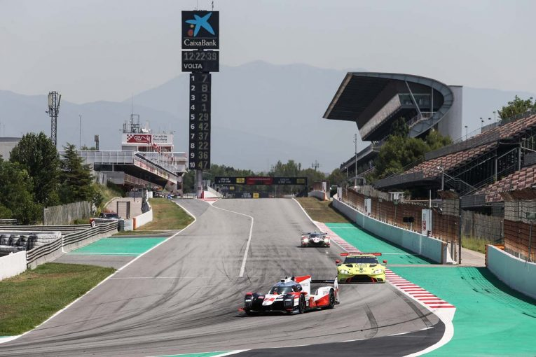 ル・マン/WEC | WECプレシーズンテストがバルセロナで開幕。初日は小林可夢偉組トヨタ7号車がトップ