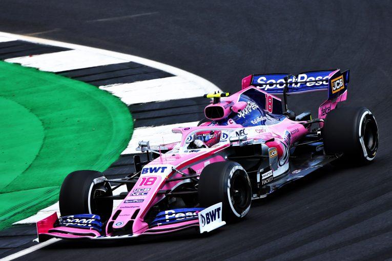F1 | レーシングポイント、F1ドイツGPでマシンに大規模なアップデートを投入予定