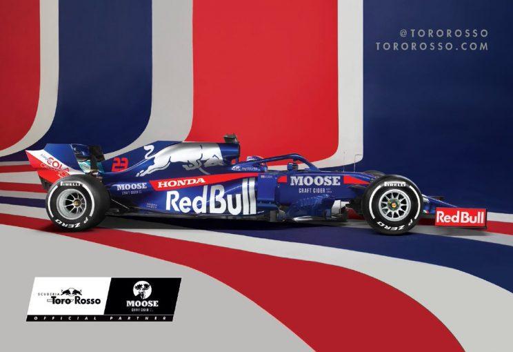F1 | トロロッソ・ホンダF1、タイ企業2社とパートナーシップ契約。アルボンがアンバサダーに就任