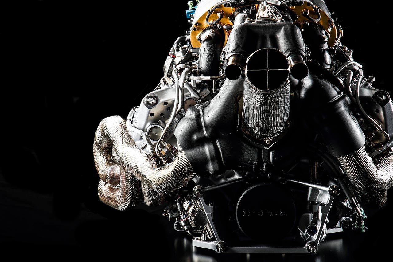 2018年型ホンダ F1パワーユニットRA618H