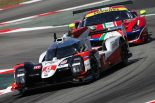 TOYOTA GAZOO Racingの8号車トヨタTS050ハイブリッド
