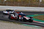 TOYOTA GAZOO Racingの7号車トヨタTS050ハイブリッド