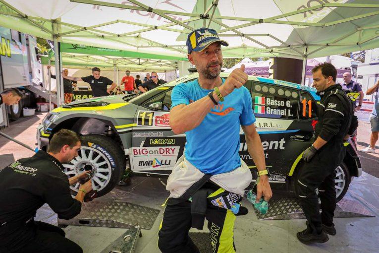 ラリー/WRC | ERC第5戦:2度のタイトル獲得経験者、イタリアの大ベテラン・バッソが6年ぶり勝利