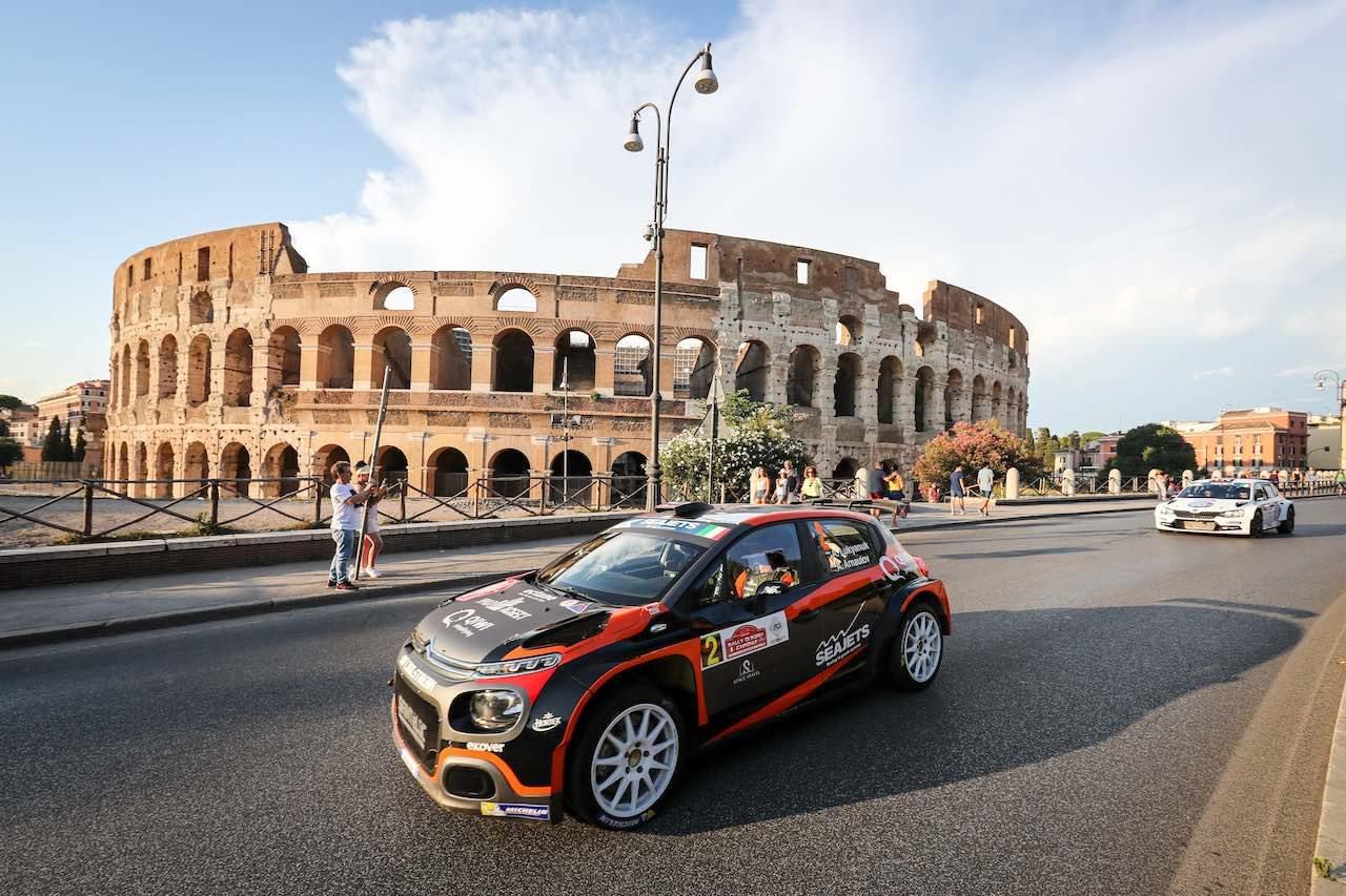 ERC第5戦:2度のタイトル獲得経験者、イタリアの大ベテラン・バッソが6年ぶり勝利