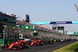 F1 | 2019年F1開幕戦オーストラリアGP セバスチャン・ベッテル(フェラーリ)