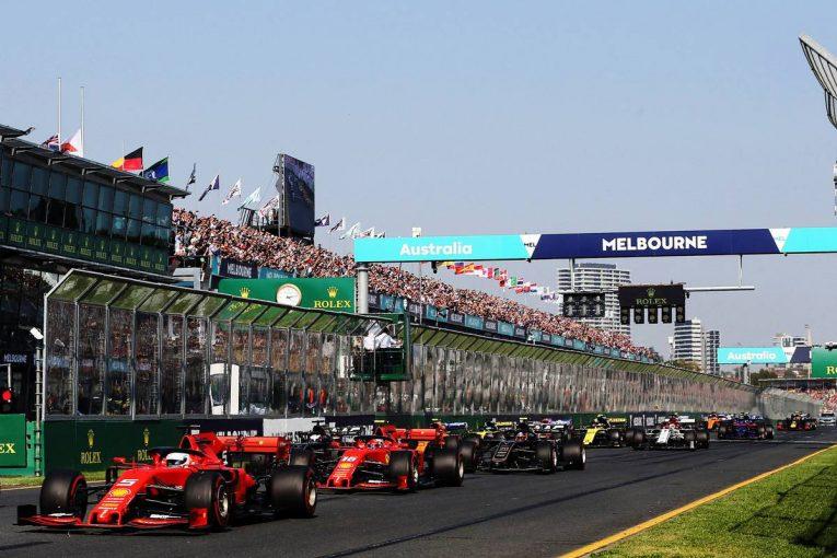 F1 | F1オーストラリアGP、開催契約の延長によりコースレイアウトの変更を検討。追い抜きの促進を目指す