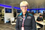 F1 | 【あなたは何しに?】ウイリアムズ代表の隣がよく似合うベテラン女性広報。秋には代役で古巣に復帰