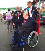 F1 | 【あなたは何しに?】ウイリアムズのチーム広報として長年活躍し、ストロールの個人広報も務めたアン・ブラッドショー