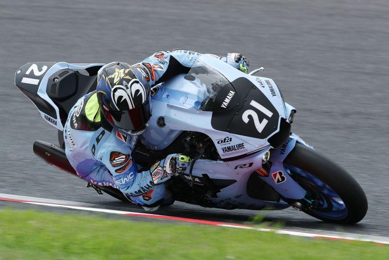 MotoGP   鈴鹿8耐:ヤマハワークスが公式予選1回目のトップに。2番手にカワサキワークスが続く