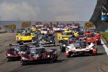 ル・マン/WEC | IMSA:2連勝中のマツダに性能調整。GTDクラス戦うNSX GT3にも重量増のBoP