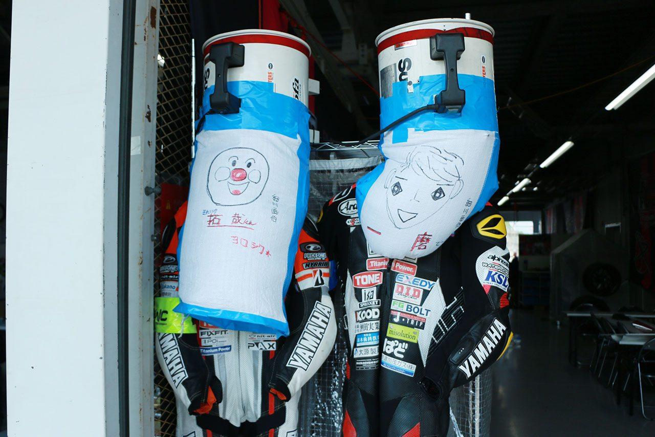 鈴鹿8耐ライダーが決勝前に新アトラクションで真剣勝負/鈴鹿8耐トピックス